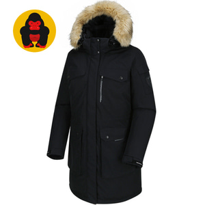 노스페이스 W'S MCMURDO AIR2 PARKA NJ1DI80ABLK